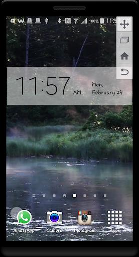 Peaceful River HD LWP скачать на планшет Андроид