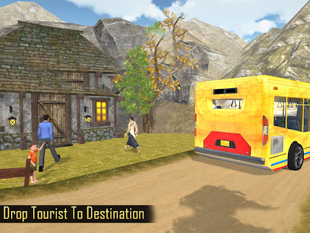 Off Road Tourist Bus Driving 1.2 screenshot 69612