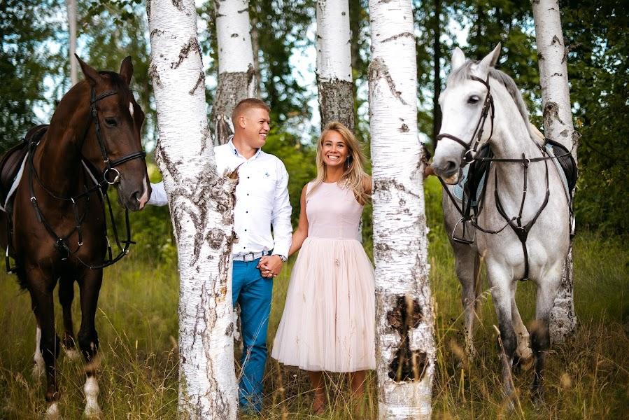 Wedding photographer Aleksandr Smit (aleksmit). Photo of 21.01.2019