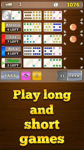 Mexican Train Dominoes Gold 2.0.7-g screenshots 3