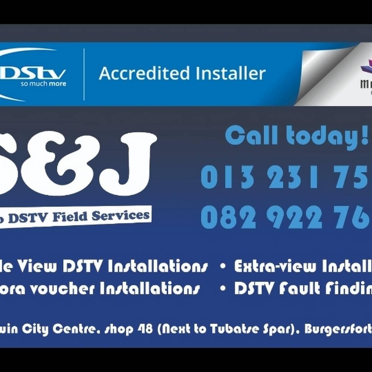 S&J RADIO DSTV BURGERSFORT - DSTV Accredited Installer in