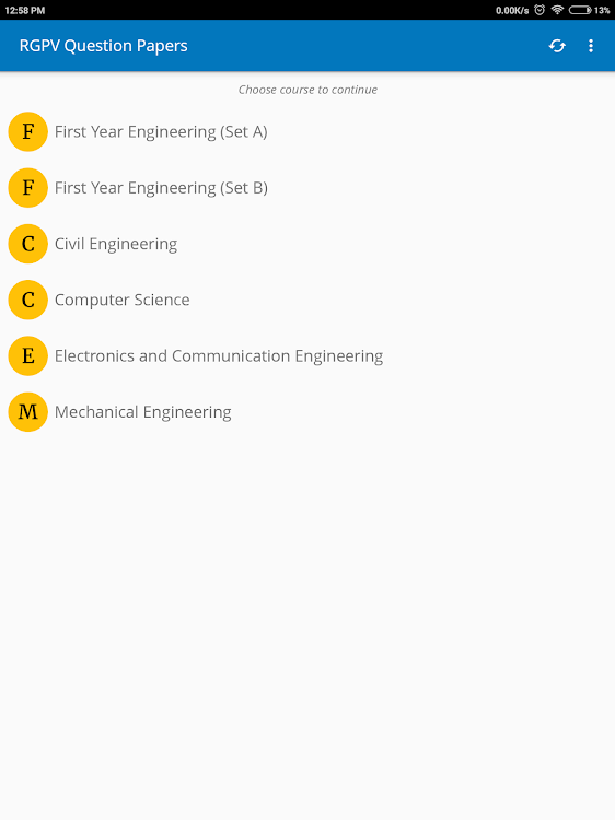 RGPV Question Papers Stupidsid – (Android Apps) — AppAgg