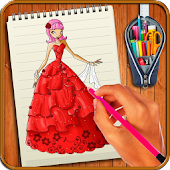 Tải Game Learn to Draw Dresses