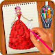 Learn to Draw Dresses by Buzz Apps Club icon