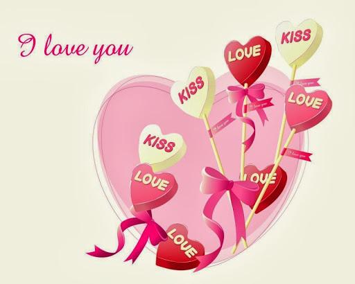 ungkapan cinta bahasa hati