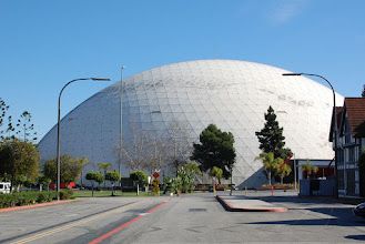 Photo: Where the Spruce Goose was housed in Long Beach