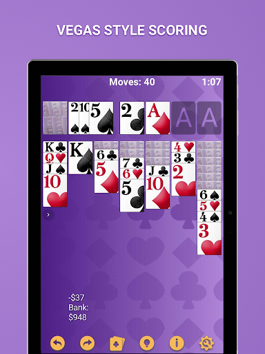 Solitaire Free Pack  screenshots 10