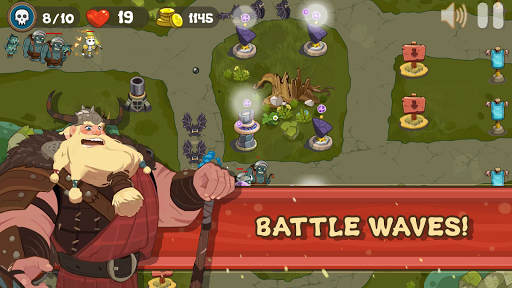 Defend The Tower: Castle Defence Element 1.2.2 androidappsheaven.com 1