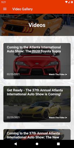 Atlanta Auto Show cheat hacks