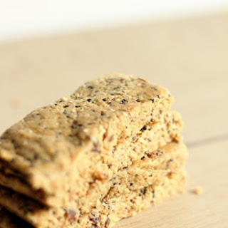 Honey Peanut Butter Protein Bars