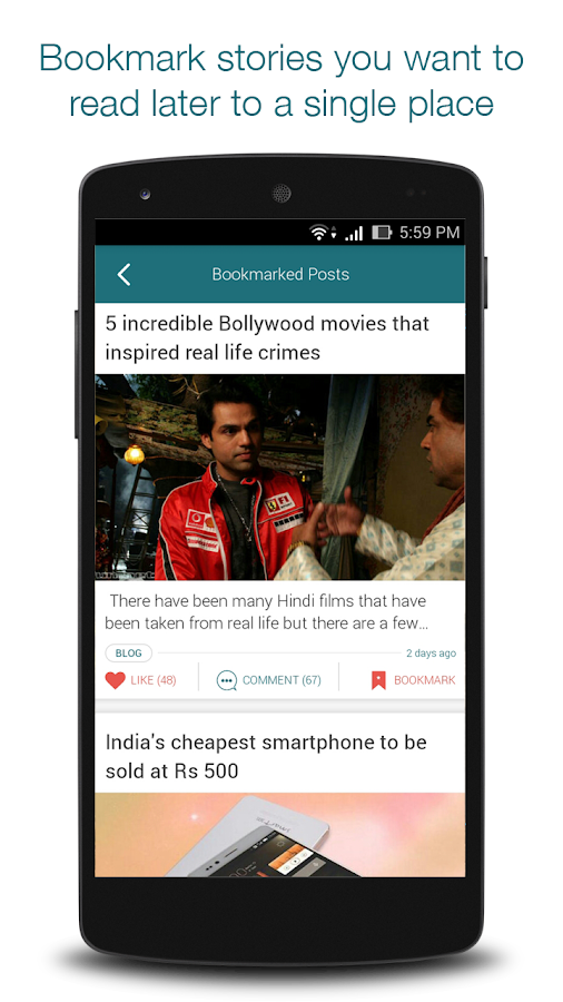 itimes:Bollywood, Food, Travel- screenshot
