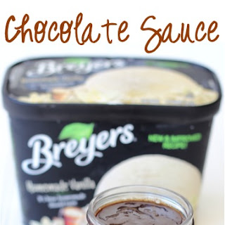 Easy Crockpot Chocolate Sauce Recipe!