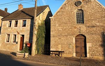 Photo: Chapelle St François d'Assise