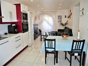 Appartement 3 pièces 39,9 m2
