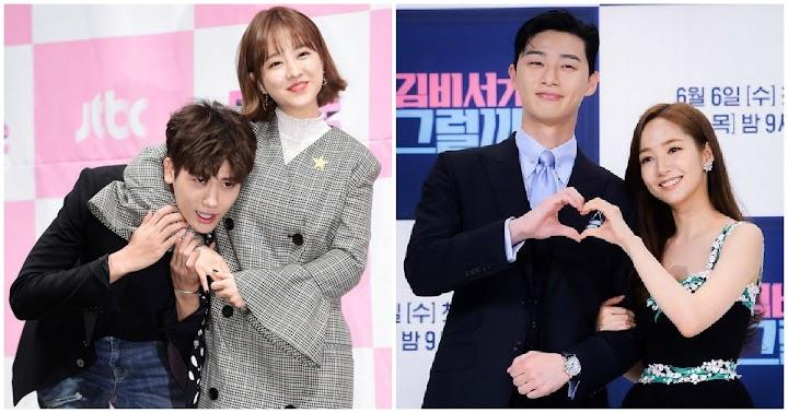 5 cupluri din k-drame despre care fanii au fost convinși că se întâlnesc și în realitate