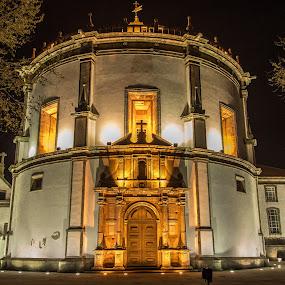 Mosteiro da Serra do Pilar by Diogo Ferreira - Buildings & Architecture Places of Worship (  )