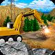 Heavy Excavator Stone Driller Simulator