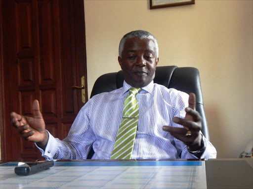 Image result for Homa Bay Deputy Governor Orata