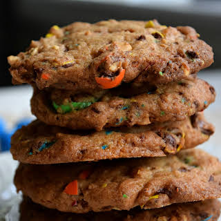 Peanut M&M's® Cookies.