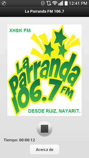 XHSK 106.7 FM LA PARRANDA