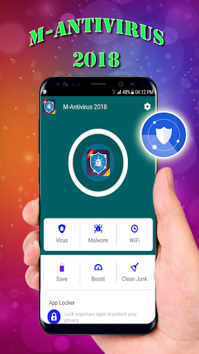 M-Antivirus Cleaner 2018 for PC