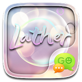 (FREE) GO SMS LATHER THEME