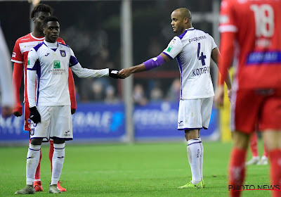 Kompany blessé : Anderlecht croise les doigts