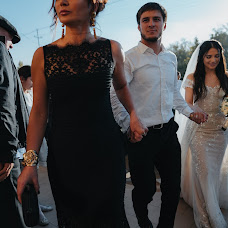 Wedding photographer Yunus Abacharaev (Yaphoto). Photo of 20.01.2019