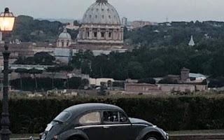 Wolksvagen Maggiolino Rent Campania