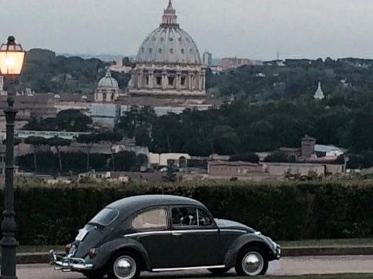 Wolksvagen  Maggiolino Hire Roma