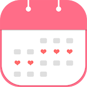Period tracker & Ovulation calendar by PinkBird