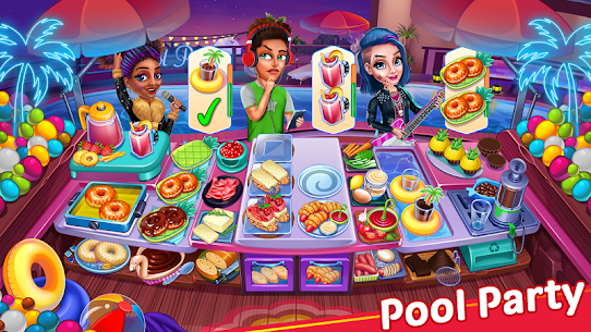 Cooking Party: Restaurant Craze Chef Fever Games 4