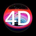 4D HD Wallpaper 2020 icon