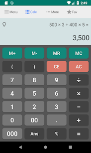 All-in-one Calculator Pro (Paid) Mod 4.2.7 Apk (Free) 2