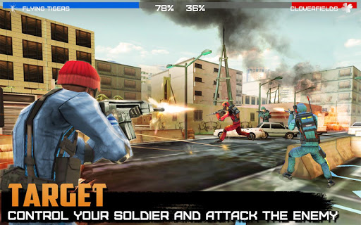 Rivals at War: Firefight screenshot 5