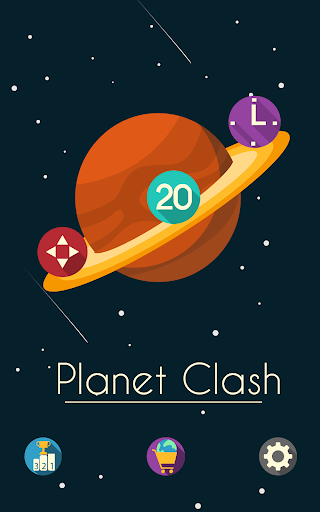 Planet Clash - Matching Dots