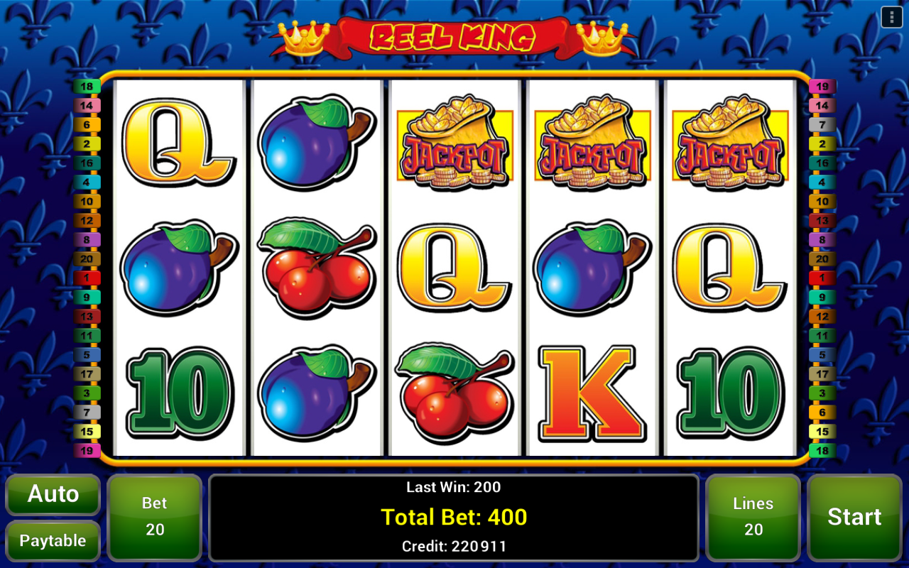 Reel King™ Slot- screenshot