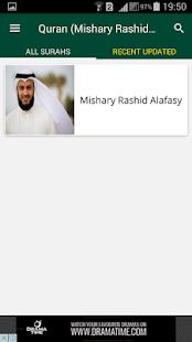 Quran (Mishary Rashid Alafasy) - náhled