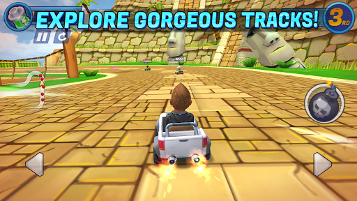 Boom Karts - Multiplayer Kart Racing apkmr screenshots 5