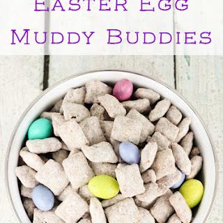 Easter Egg Muddy Buddies.