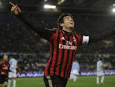Ricardo Kaka wil opnieuw het shirt van AC Milan dragen