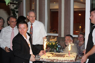 Photo: Special Rotary Cake