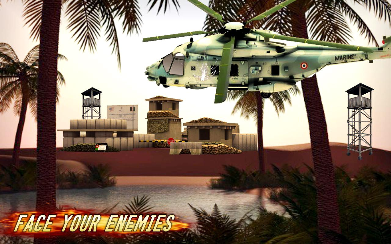 US Armed Forces Heli Operation- screenshot
