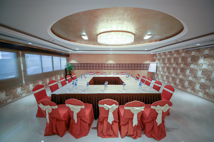 Conference room at Emirates Mall Street Apartment