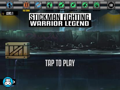 Stickman Fight- Warrior Legend 8