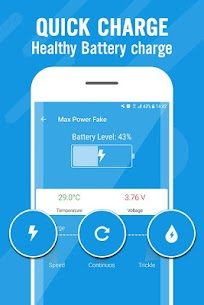 Fast charger battery 2