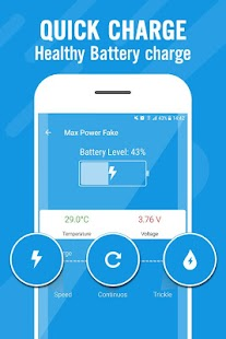 Fast charger battery - náhled