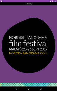 Nordisk Panorama Film Festival- screenshot thumbnail