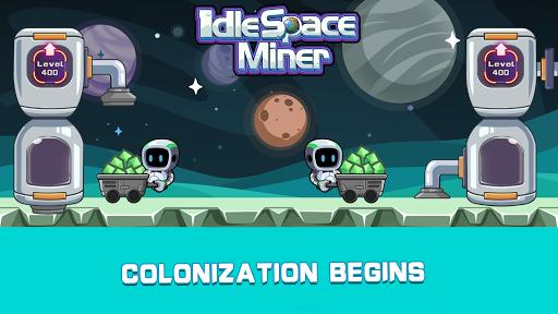 Idle Space Miner - Idle Cash Mine Simulator 1.3.4 screenshots 1
