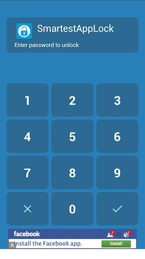 Smartest App Lock with Pattern
